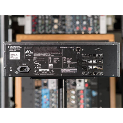 Yamaha 168-ES - 16/8 Ethersound Digital 3U Stage Box - Used - Ex Hire