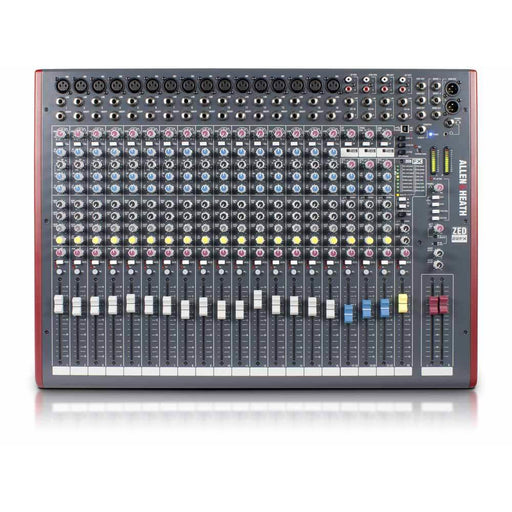 Allen & Heath ZED22FX Top