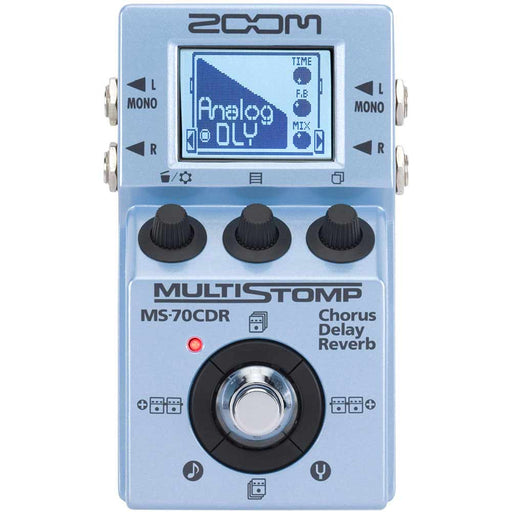 Zoom MS-70CDR Front