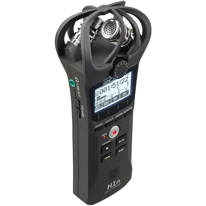 Zoom H1N - Handy Portable Digital Recorder