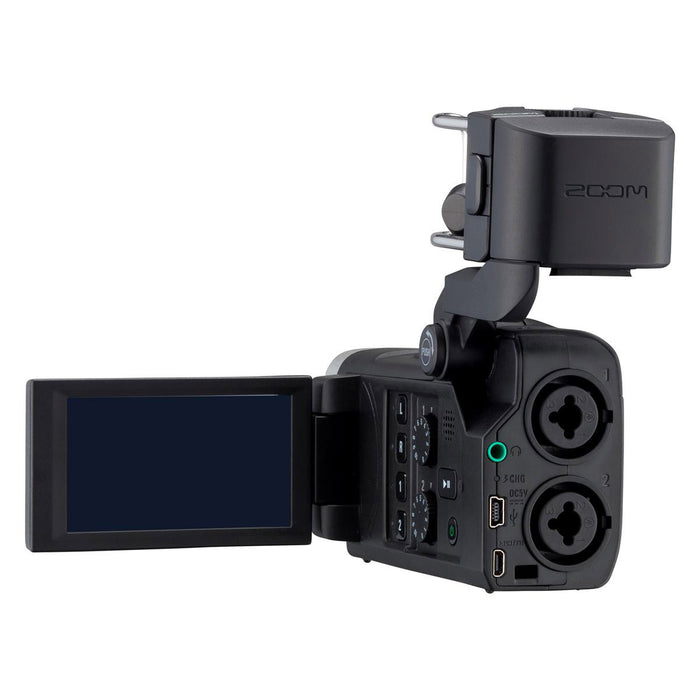 Zoom Q8 - Handheld Video / 4-Track Audio Recorder