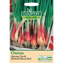 Load image into Gallery viewer, Onion (spring) North Holland Seeds-By Country Value
