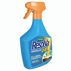 Resolva Weedkiller 24H RTU 1L and 3L - Prices from £4.99 by Westland