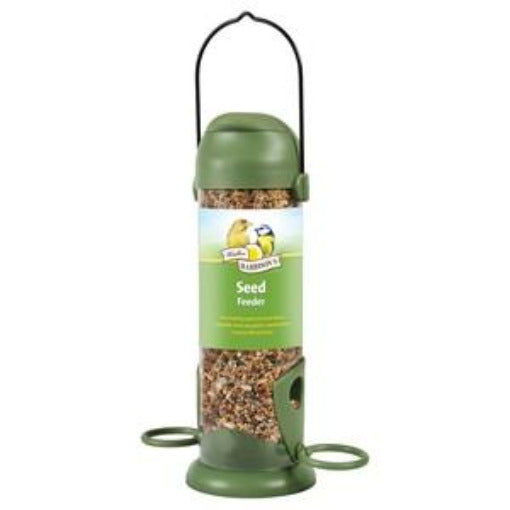 Flip Top Seed Feeder- By Harrison 22cm