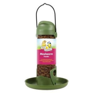 Flip Top Mealworm Feeder- By Harrisons 22cm