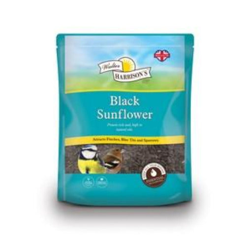 Black Sunflower Seeds- By Harrisons 1.6kg
