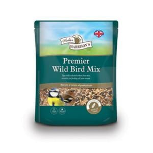 Premier Wild Bird Mix- By Harrisons 4kg