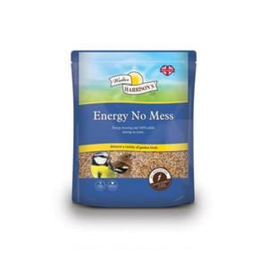Energy No Mess Wild Bird Seeds- By Harrisons 2kg