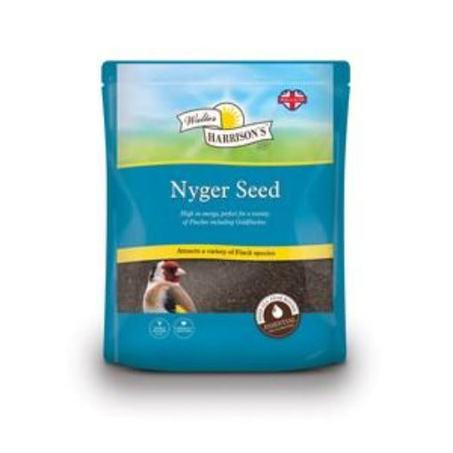 Nyger Bird Seeds- By Harrisons 2kg