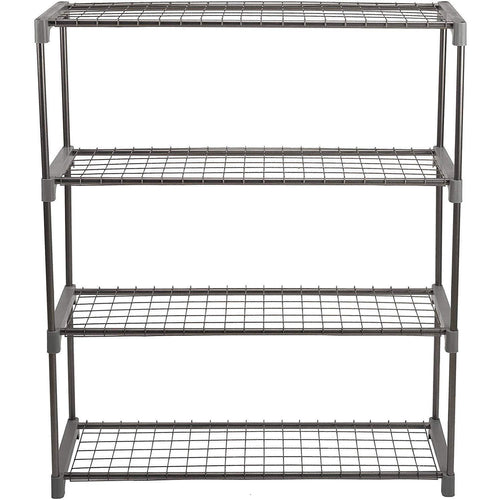 Grozone 4 Tier Shelving- By Smart Garden