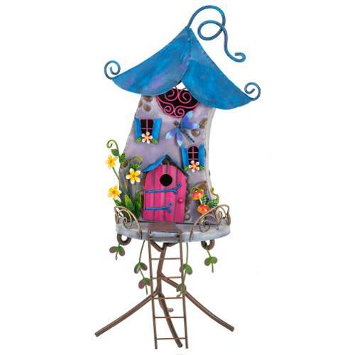 Fairy Kingdom Fantasy Fairy Garden House By Fountasia