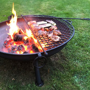 Ash Rake - Made By Firepits UK - Quality British Manufactured