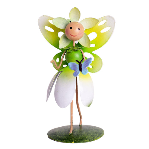 Fountasia Fairy Kingdom Snowdrop Flora Fairies
