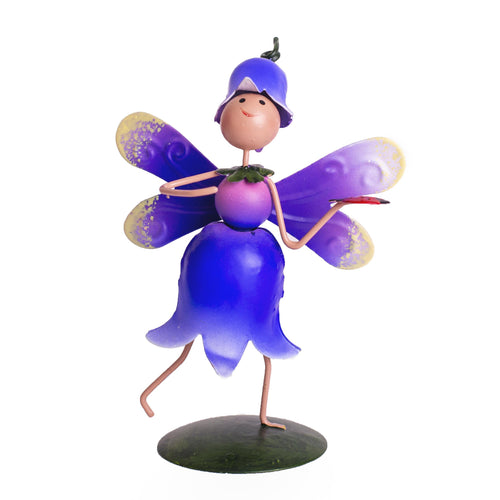 Fountasia Fairy Kingdom Bluebell Flora Fairies