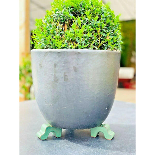Clay Plant Pot Feet- Pot Raisers- Pack of 3