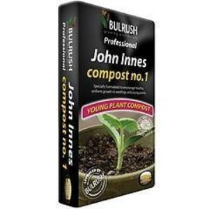 Bulrush John Innes Compost No.1