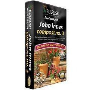 Bulrush John Innes compost No.3