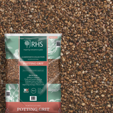 RHS Horticultural Potting Grit Lg Bag
