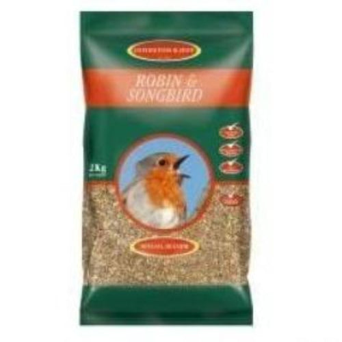 robin and songbird food high energy feed by johnson and jeff