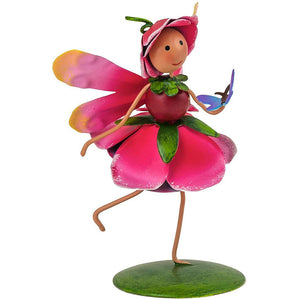 Fountasia Fairy Kingdom Rose Floral Faries