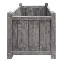 Load image into Gallery viewer, Alderley Grey Rectangular Planter By Rowlinson