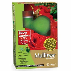 Bayer Garden Multirose Concentrate - Bells Gardening