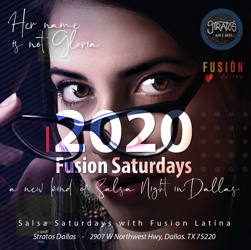 Fusion Saturdays @ Stratos Dallas ($5 Online $10 at the Door)