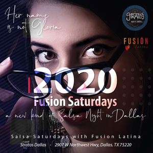 Fusion Saturdays @ Stratos Dallas | $5 Online $10 at the Door