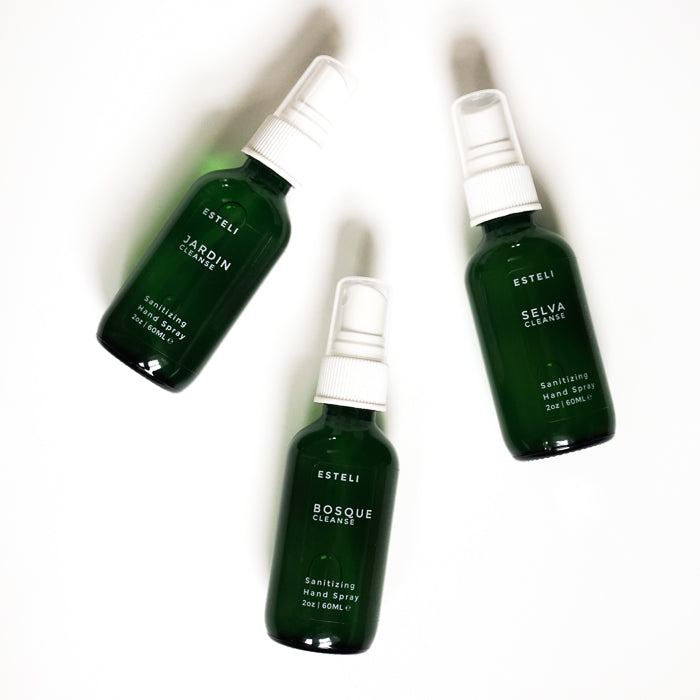 WS: CLEANSE - Sanitizing Hand Spray