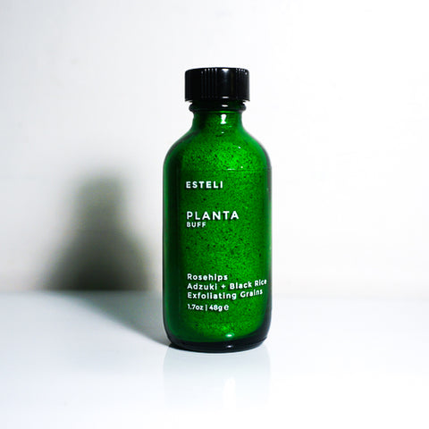 WS: Planta BUFF Exfoliating Grains