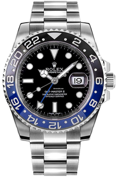 Rolex GMT-Master II Batman New 2019 Edition 116710BLNR
