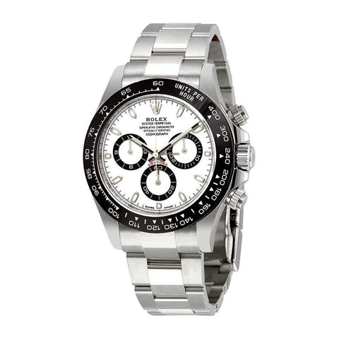 Rolex Daytona New 2019 Edition Ceramic White Dial 116500LN