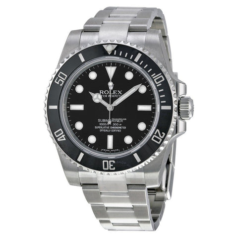 Rolex Submariner (No Date) 114060 2018 Edition