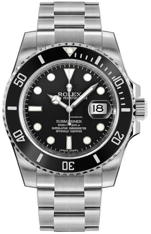 Rolex New Submariner Date 116610 2019 Edition