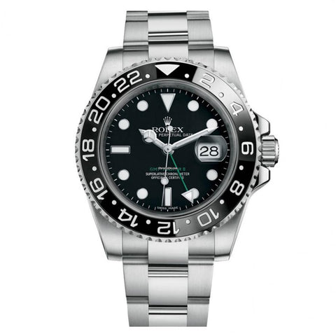 Rolex New GMT-Master II 116710LN