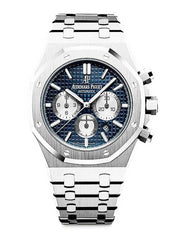 Audemars Piguet Royal Oak Chronograph 41mm Blue Dial 26331ST.OO.1220ST.01