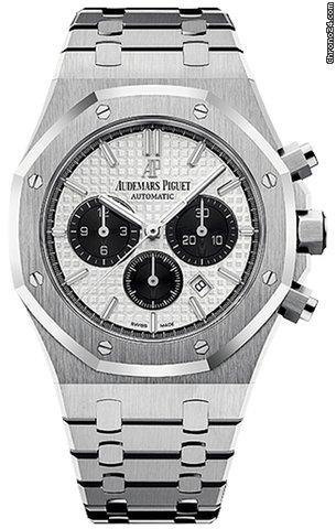 Audemars Piguet Royal Oak Chronograph 41mm Silver Dial 26331ST.OO.1220ST.03