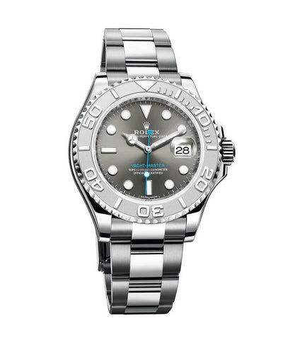 Rolex Yacht-Master 40 New Dark Rhodium Stainless Steel 116622