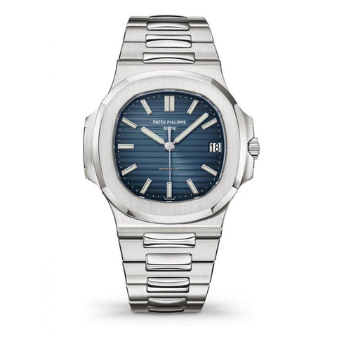 Patek Philippe Nautilus 5711/1A-010 Nautilus Blue Dial Stainless Steel - NY WATCH LAB