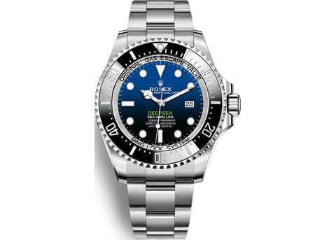 "Rolex Sea-Dweller Deepsea New 2020 ""James Cameron"" Black/Blue Dial"