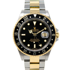 Rolex GMT-Master II Gold/Steel 116713LN