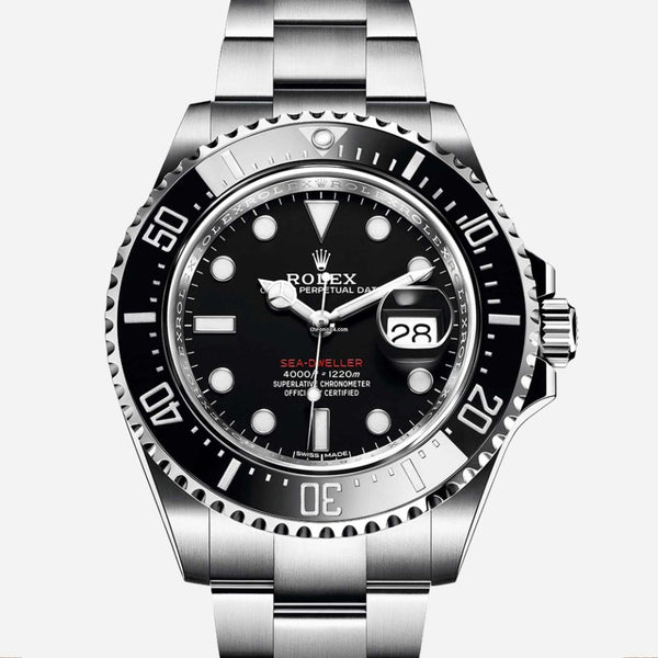 Rolex Sea-Dweller 50th Year Anniversary 126600
