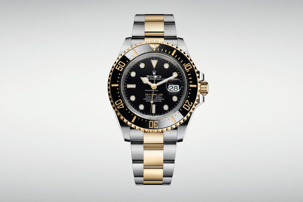 Rolex Sea-Dweller 43mm 18k Gold & Stainless Steel 126603