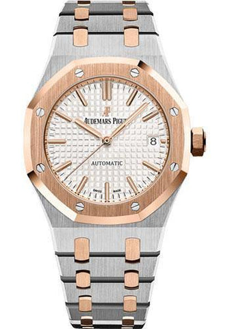Audemars Piguet Royal Oak 37MM Siver Dial Watch
