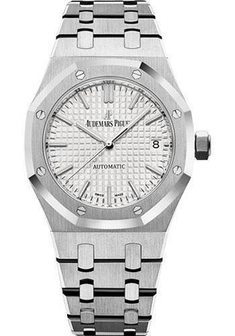 Audemars Piguet Selfwinding 37MM Silver Dial Watch