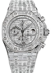 Audemars Piguet Royal Oak Offshore Chronograph Watch-Dial 42mm-26473BC.ZZ.8043BC.01