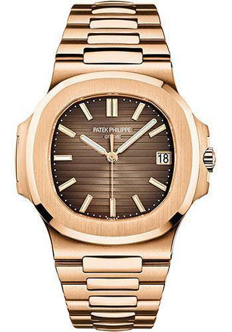 Patek Philippe 40mm Nautilus Watch C Dial 5711/1R - NY WATCH LAB