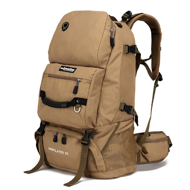 """Adventurous""  Backpack"