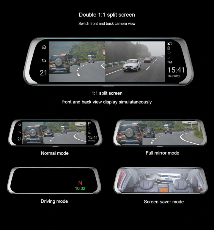 Video Car Driving Recorder