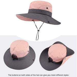 UV Protection Foldable Sun Hat